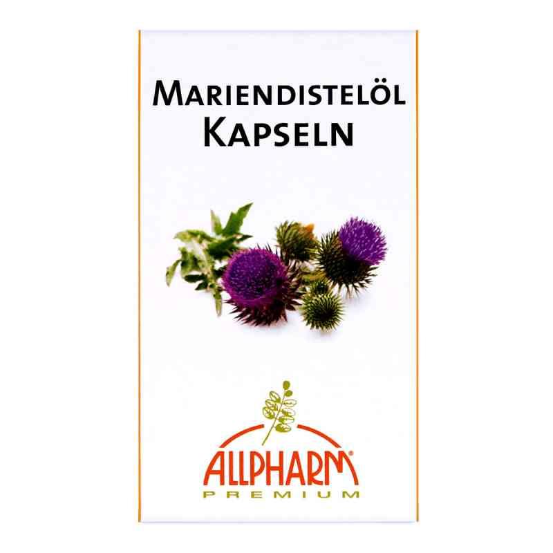 Mariendistel Oel 500 mg kapsułki  zamów na apo-discounter.pl