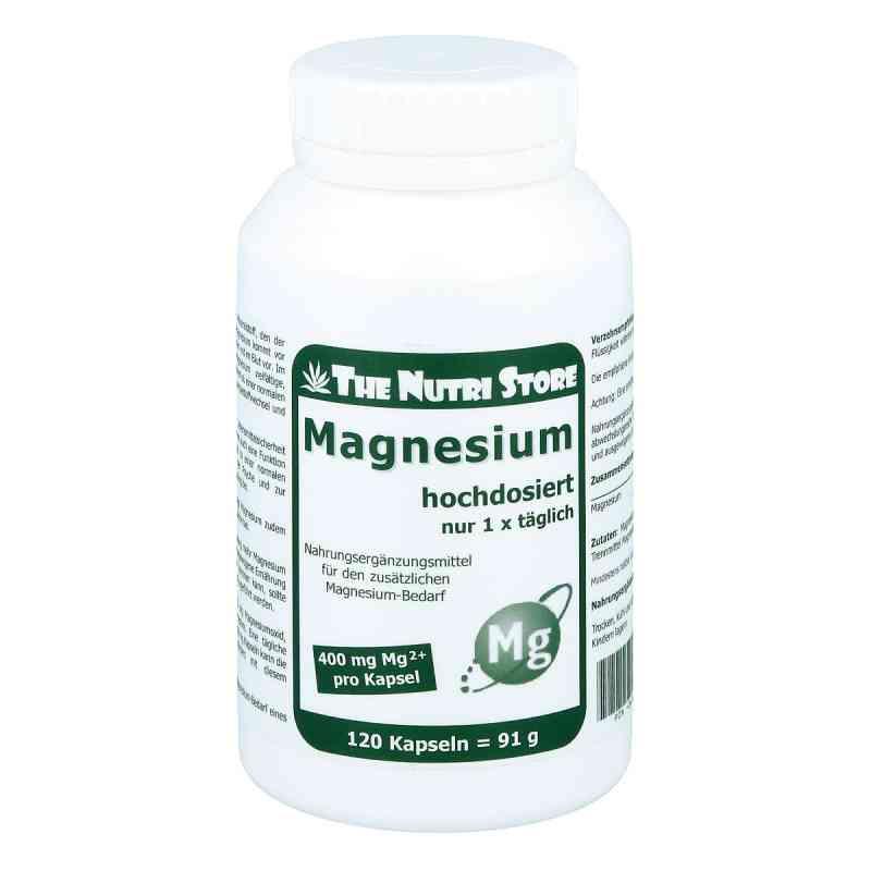 Magnesium 400 mg kapsułki  zamów na apo-discounter.pl