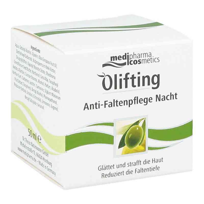 Olivenoel Olifting przeciwzmarszczkowy krem na noc  zamów na apo-discounter.pl