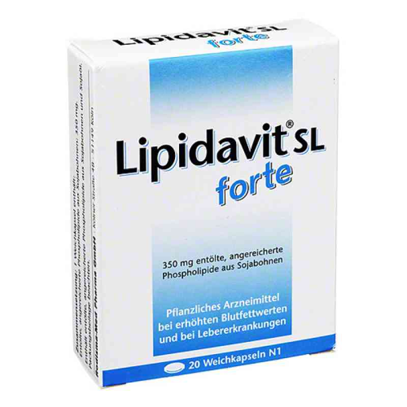 Lipidavit Sl forte Kapseln zamów na apo-discounter.pl