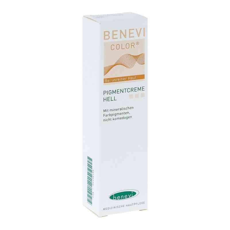Benevi Color (Excipial) jasny krem pigmentowy zamów na apo-discounter.pl