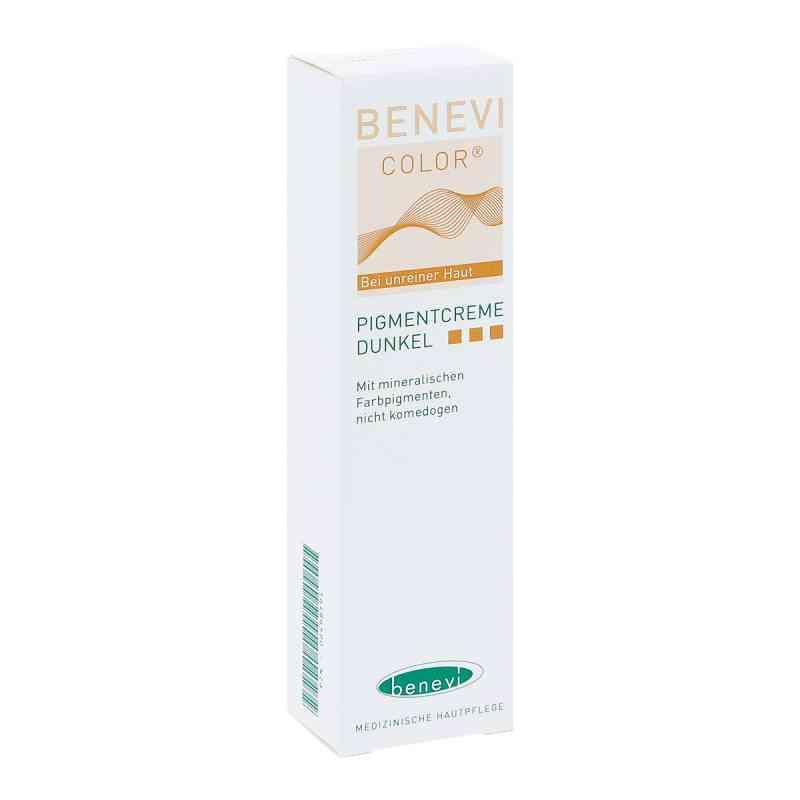 Benevi Color (Excipial) ciemny krem pigmentowy 20 ml od Benevi Med GmbH & Co. KG PZN 06498194