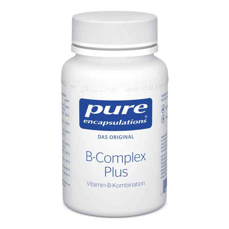 Pure Encapsulations B Complex plus Kapseln zamów na apo-discounter.pl