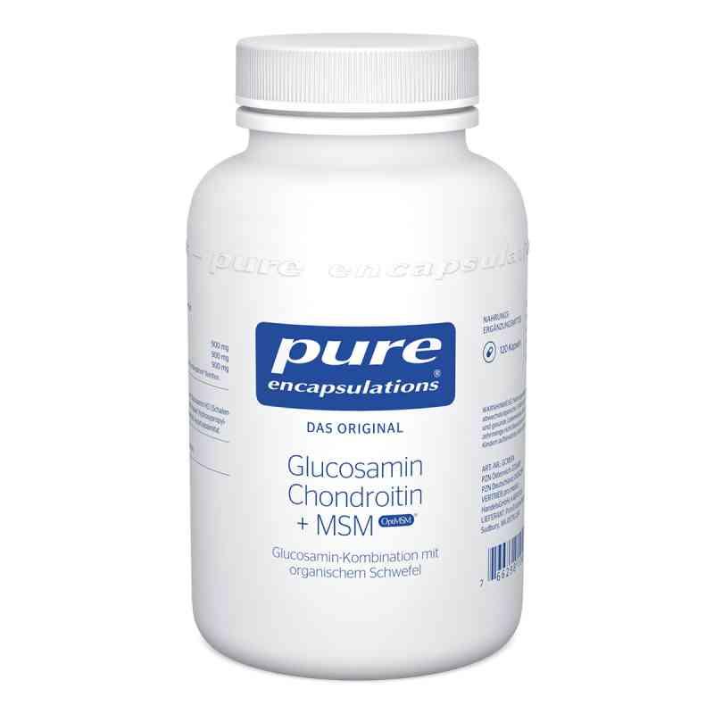 Pure Encapsulations Glucosamin+chondr.+msm Kapsułki  zamów na apo-discounter.pl