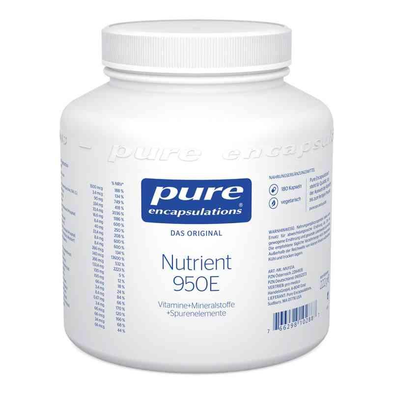 Pure Encapsulations Nutrient 950e kapsułki  zamów na apo-discounter.pl