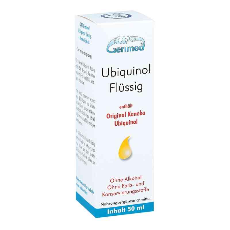 Q 10 Gerimed Ubiquinol fluessig  zamów na apo-discounter.pl