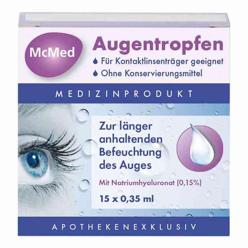 Mcmed Augentropfen Einzeldosispip.  zamów na apo-discounter.pl