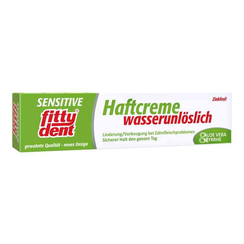 Fittydent sensitive krem do protez  zamów na apo-discounter.pl