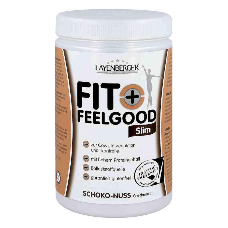 Fit+feelgood koktajl na odchudzanie czekoladowo-orzechowy