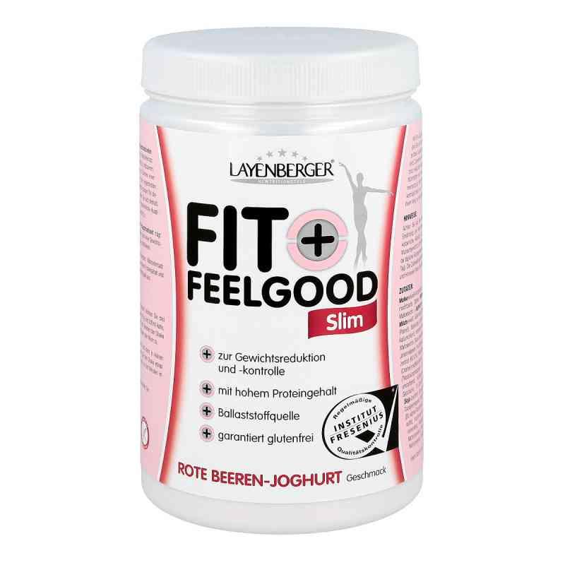 Fit+Feelgood koktajl na odchudzanie o smaku jagodowo-jogurtowym  zamów na apo-discounter.pl