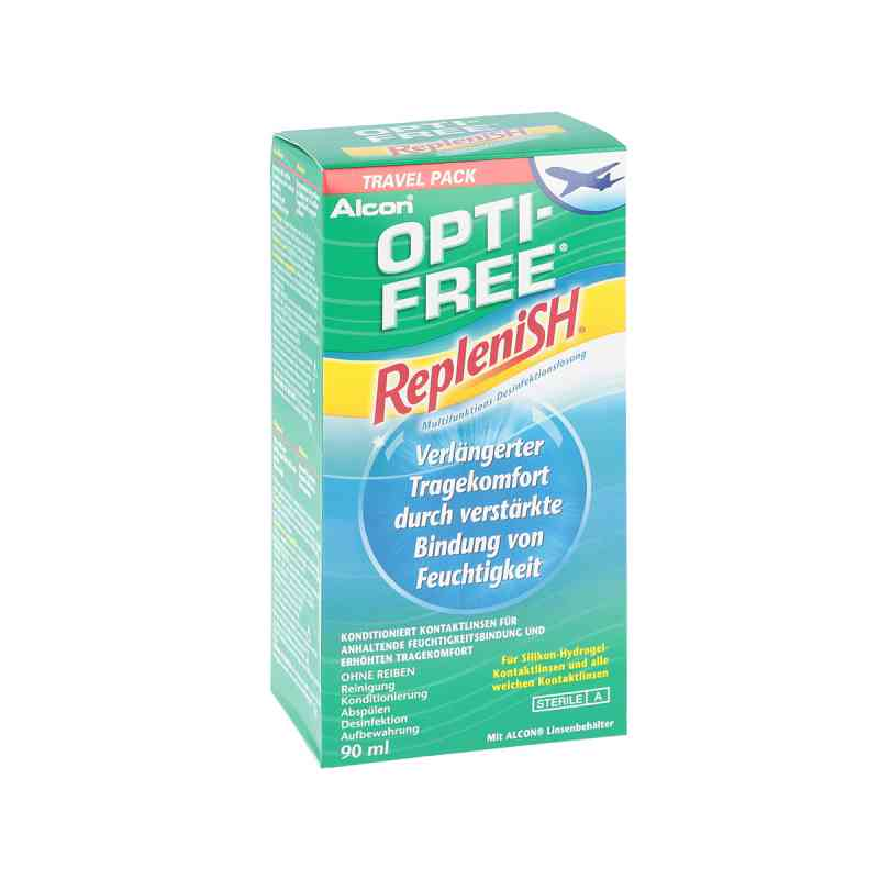 Optifree Replenish Loesung  zamów na apo-discounter.pl