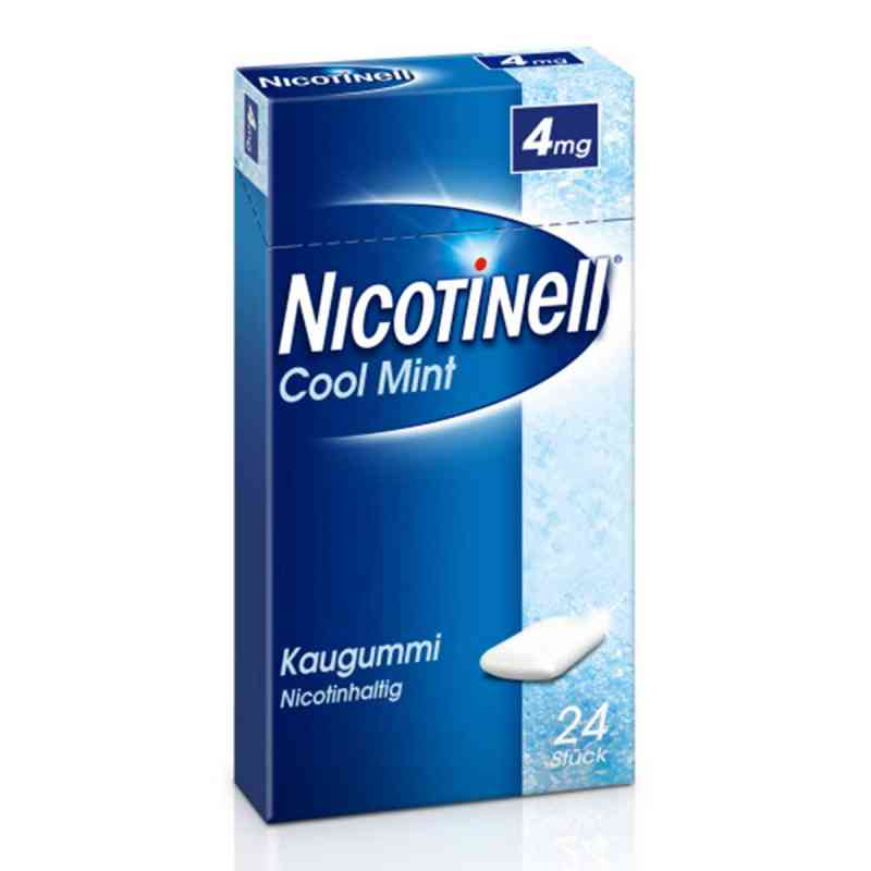 Nicotinell Kaugummi Cool Mint 4 mg zamów na apo-discounter.pl