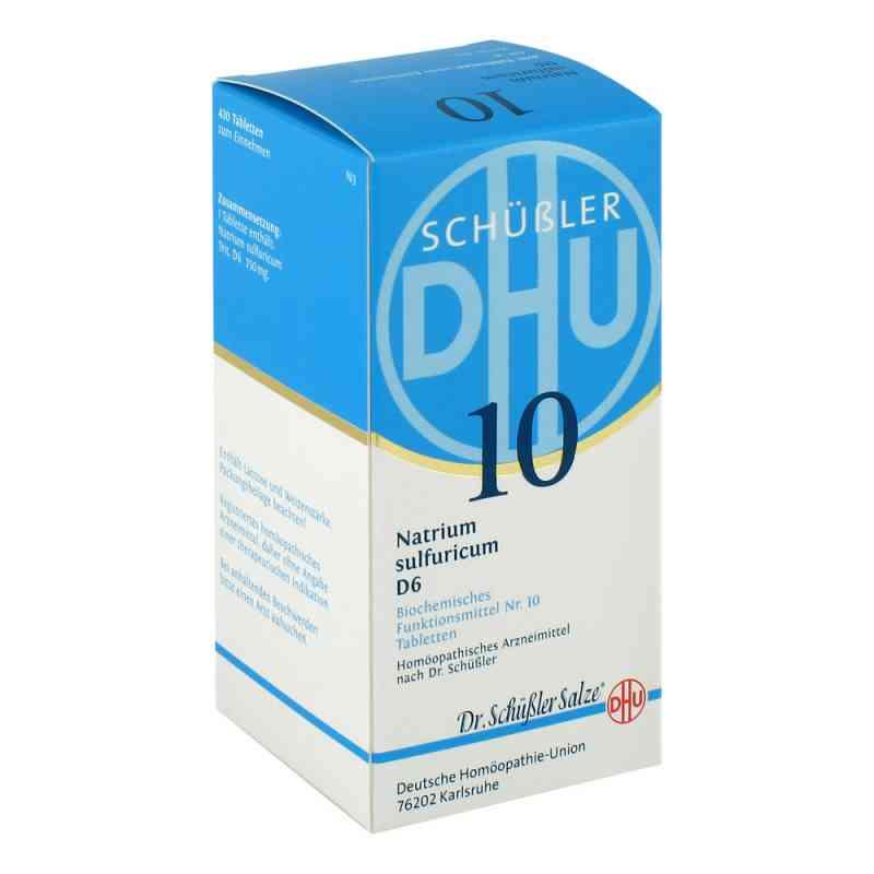 Biochemie DHU sól Nr10 Siarczan sodowy D6, tabletki  zamów na apo-discounter.pl