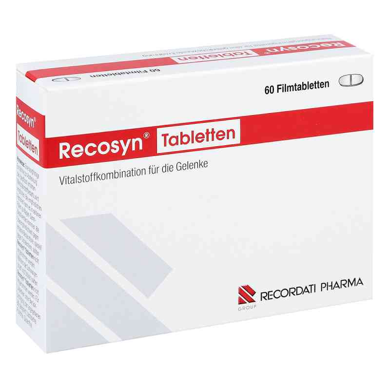 Recosyn Tabletten Filmtabl. zamów na apo-discounter.pl