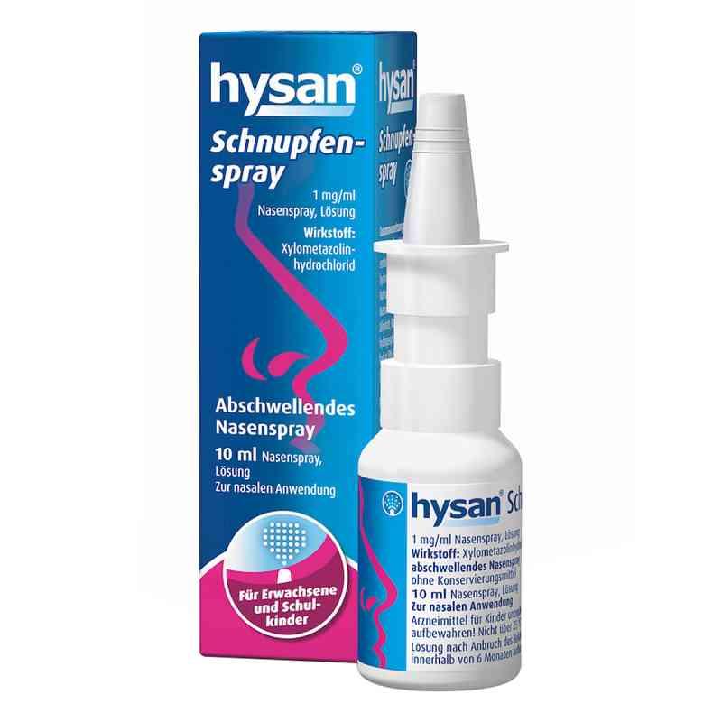 Hysan Schnupfenspray  zamów na apo-discounter.pl