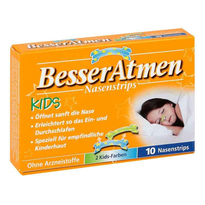 Breath Right Kids paski na nos dla dzieci zamów na apo-discounter.pl
