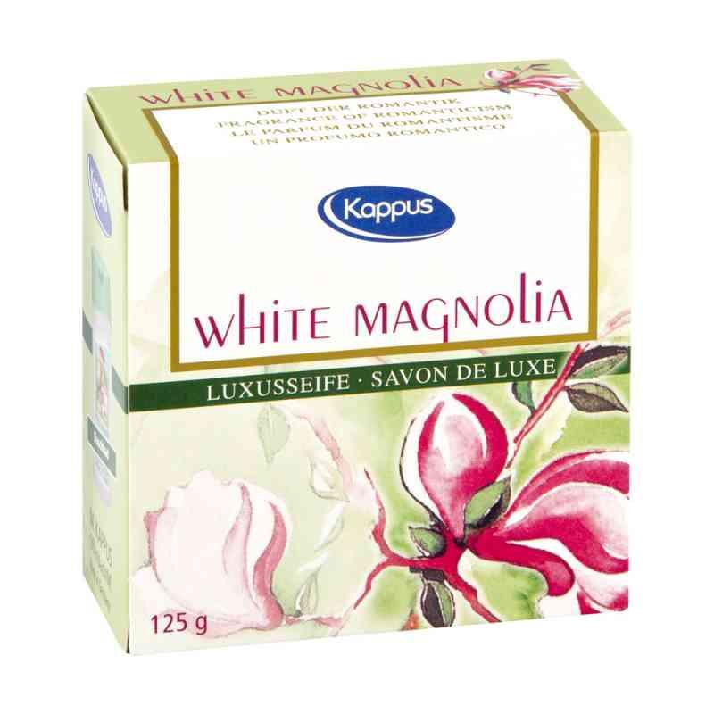 Kappus Biała Magnolia mydło  zamów na apo-discounter.pl