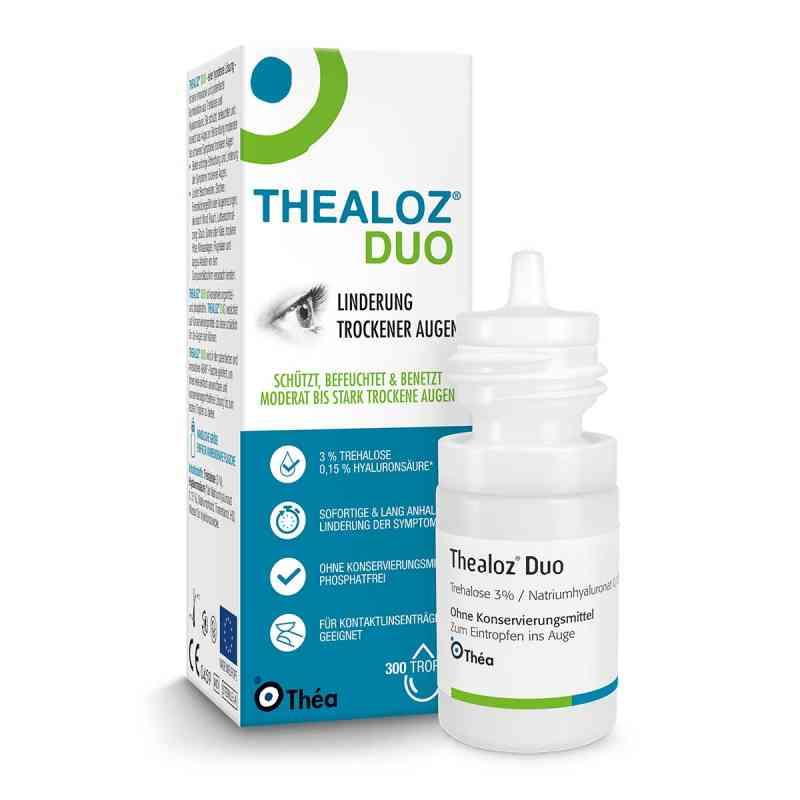 Thealoz Duo Augentropfen  zamów na apo-discounter.pl