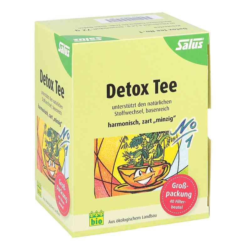 Detox Tee Nummer 1  Kraeutertee Salus zamów na apo-discounter.pl