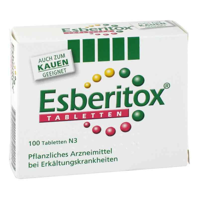 Esberitox tabletki   zamów na apo-discounter.pl
