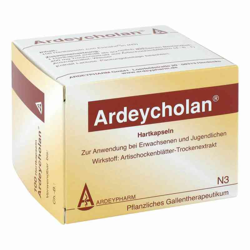 Ardeycholan Hartkapseln  zamów na apo-discounter.pl