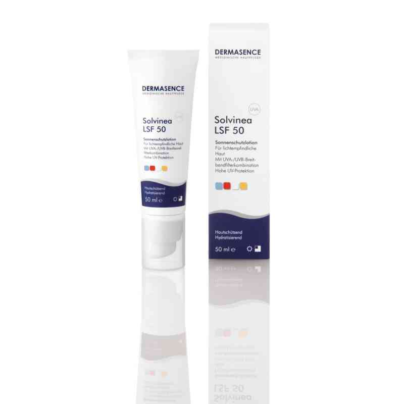 Dermasence Solvinea balsam do skóry wrażliwej  SPF50+ zamów na apo-discounter.pl