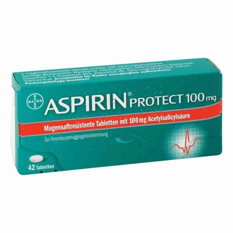 Aspirin Protect 100 mg Tabl. magensaftr. zamów na apo-discounter.pl