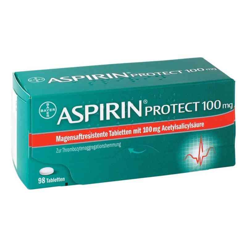 Aspirin Protect 100 mg tabletki dojelitowe  zamów na apo-discounter.pl
