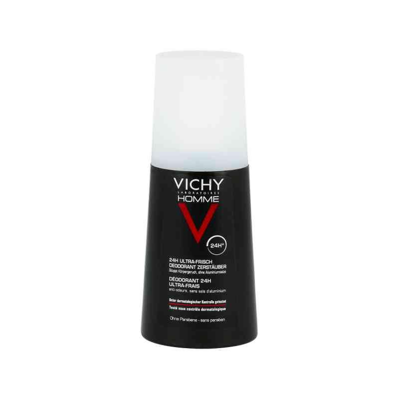Vichy Homme Dezodorant w atomizerze zamów na apo-discounter.pl