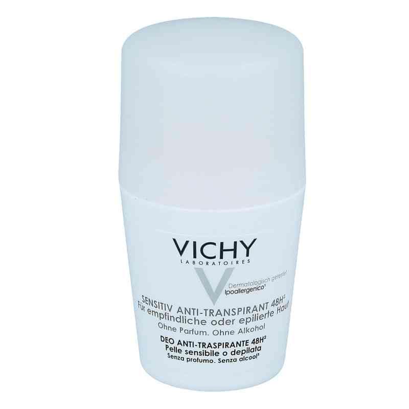 Vichy Deo Roll on 48h do skóry wrażliwej  zamów na apo-discounter.pl