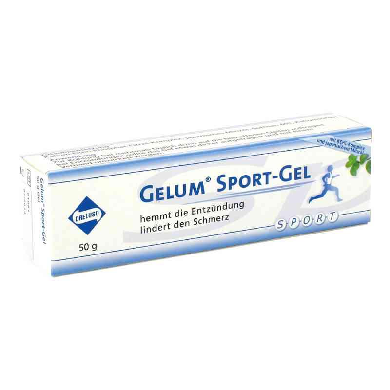 Gelum Sport Gel  zamów na apo-discounter.pl