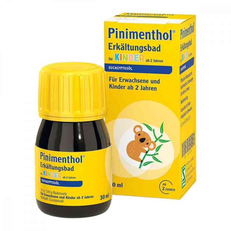 Pinimenthol płyn do kąpieli przeciw przeziębieniom dla dzieci od  zamów na apo-discounter.pl