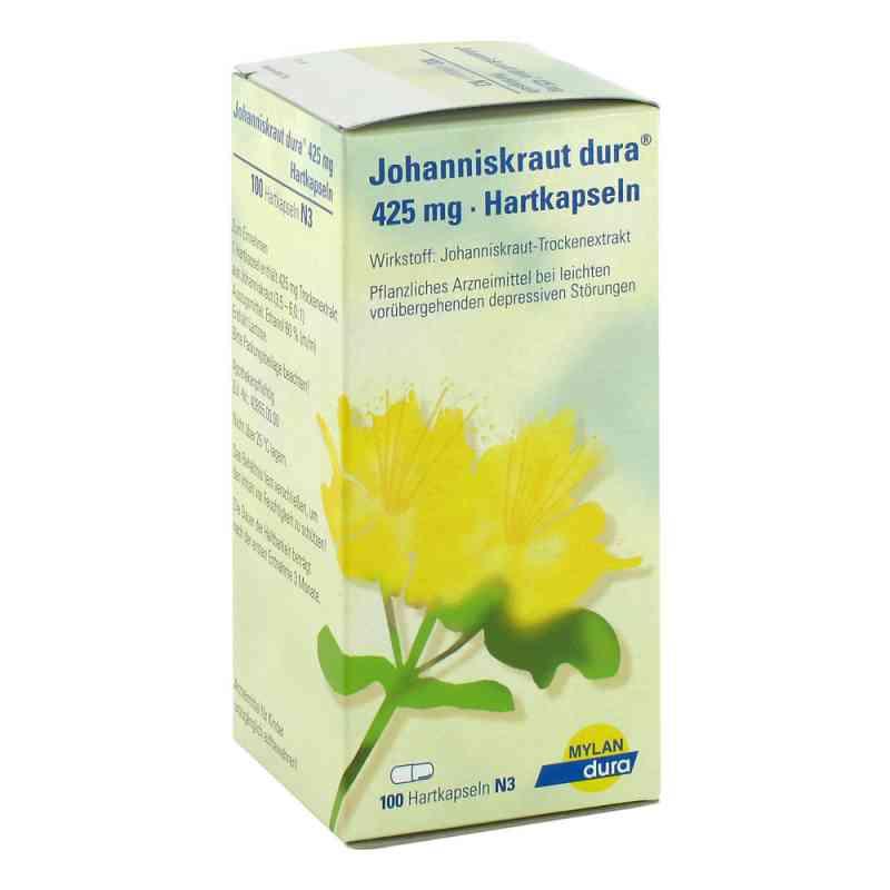 Johanniskraut Dura 425 mg Kapseln  zamów na apo-discounter.pl