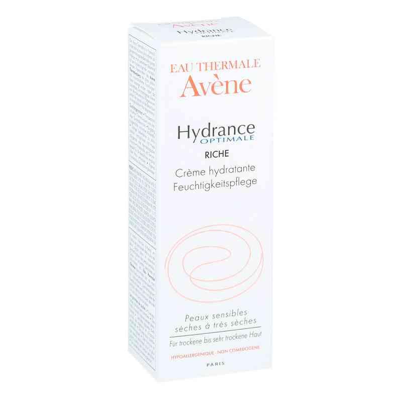 Avene Hydrance Optimale Riche - skóra sucha i b. sucha zamów na apo-discounter.pl