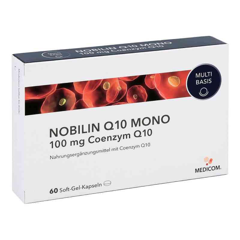 Nobilin Q10 Mono 100 mg kapsułki zamów na apo-discounter.pl