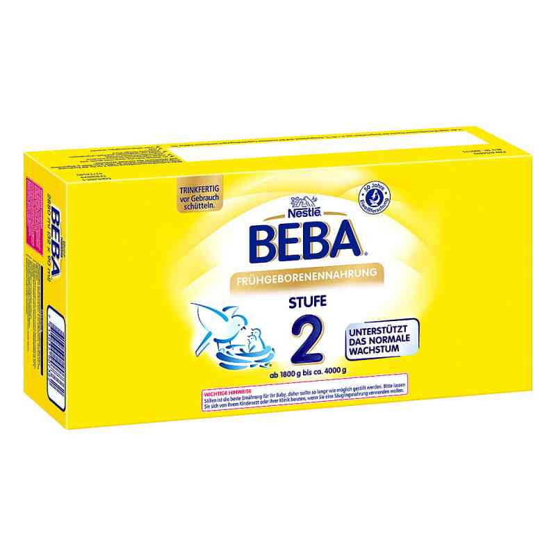 Nestle Beba Fruehgeboren Nahrung Stufe 2 zamów na apo-discounter.pl