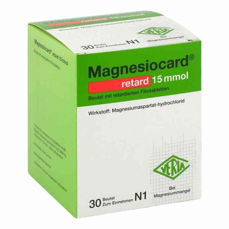 Magnesiocard retard 15mmol Btl.m.ret.filmtabl.  zamów na apo-discounter.pl