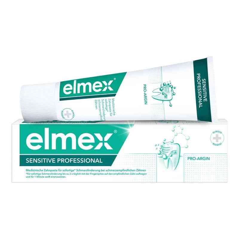 Elmex Sensitive Professional pasta do zębów  zamów na apo-discounter.pl