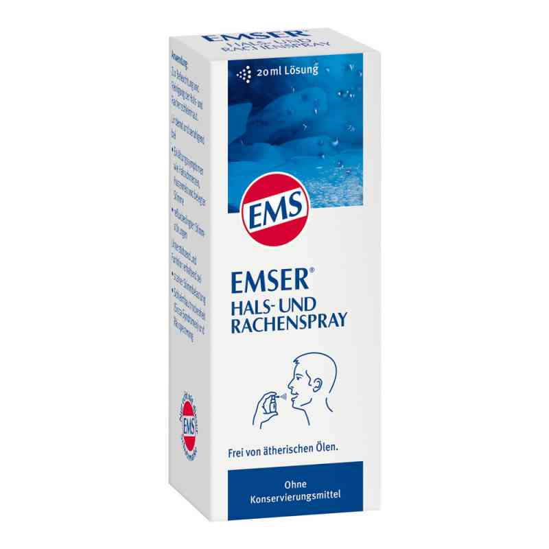 Emser spray na ból gardła  zamów na apo-discounter.pl