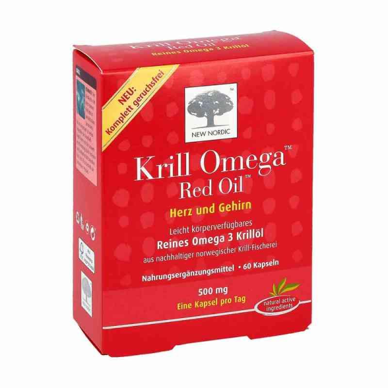 Krill Omega olej z kryla kapsułki  zamów na apo-discounter.pl