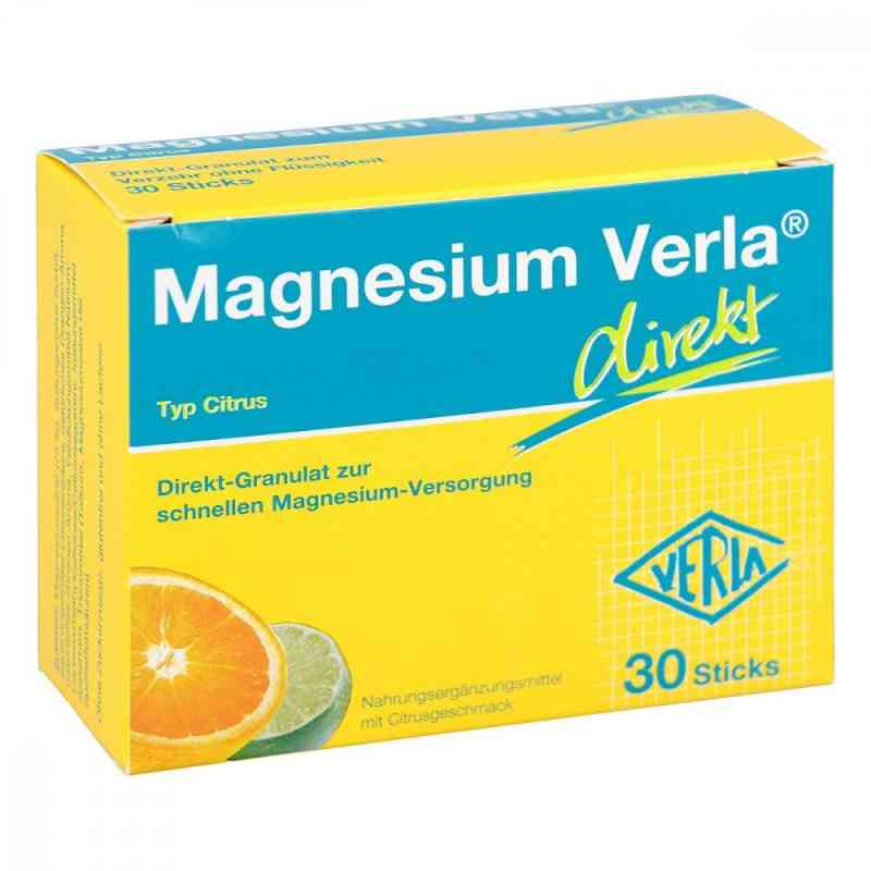 Magnesium Verla direkt w granulacie  zamów na apo-discounter.pl