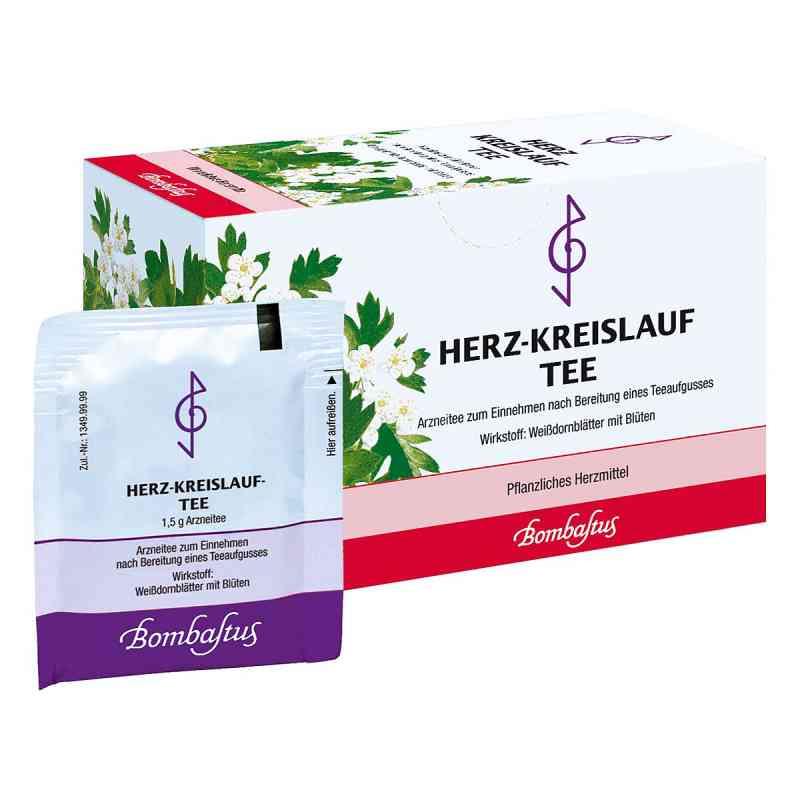 Herz Kreislauf Tee Filterbtl.  zamów na apo-discounter.pl