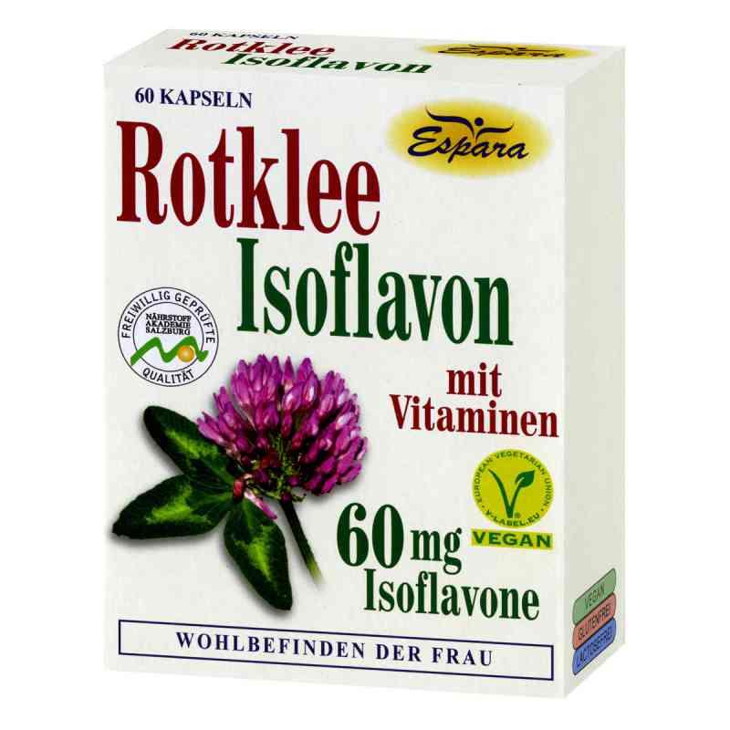 Rotklee Isoflavon w kapsułkach  zamów na apo-discounter.pl
