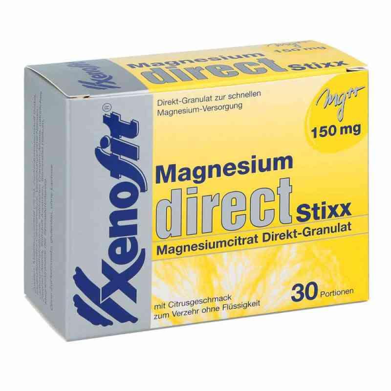 Xenofit Magnesium direct Stixx Granulat  zamów na apo-discounter.pl