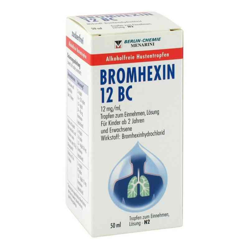 Bromhexin 12 Bc Tropfen  zamów na apo-discounter.pl