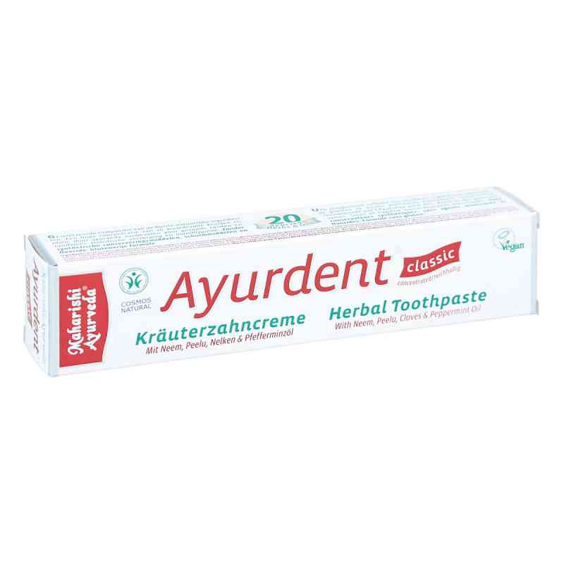 Ayurdent Zahncreme Classic  zamów na apo-discounter.pl