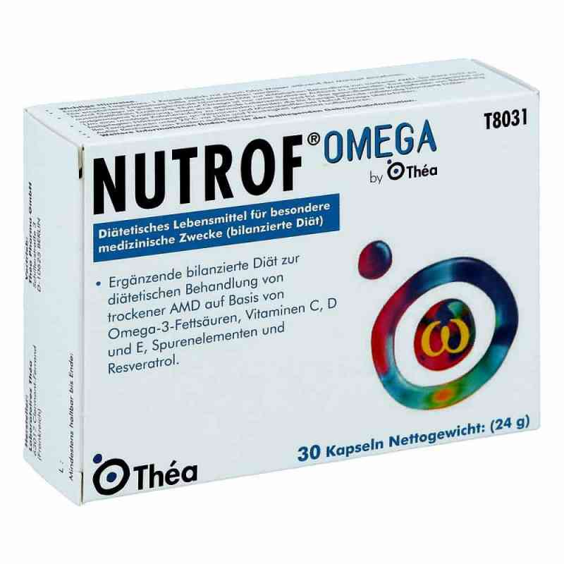 Nutrof Omega Kapseln zamów na apo-discounter.pl