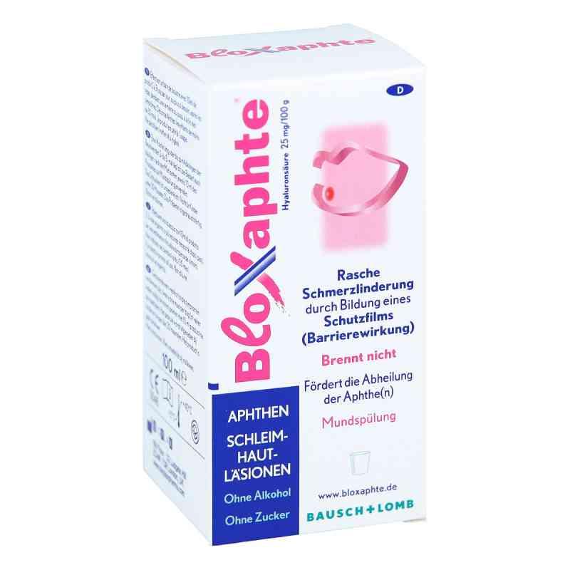 Bloxaphte płyn do płukania jamy ustnej na afty  zamów na apo-discounter.pl