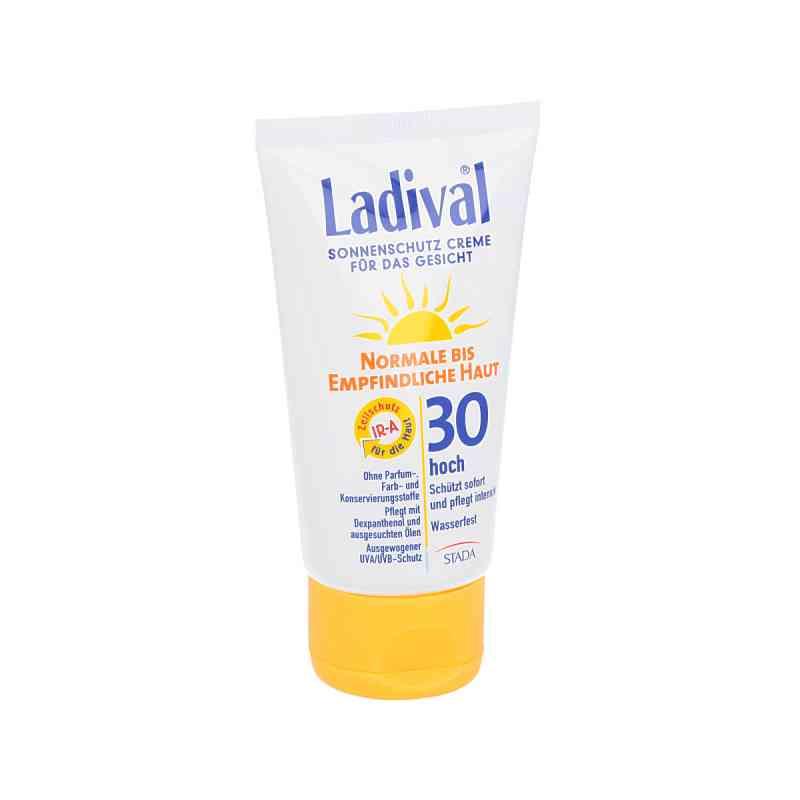 Ladival krem do twarzy dla skóry normalnej i wrażliwejSPF30 zamów na apo-discounter.pl