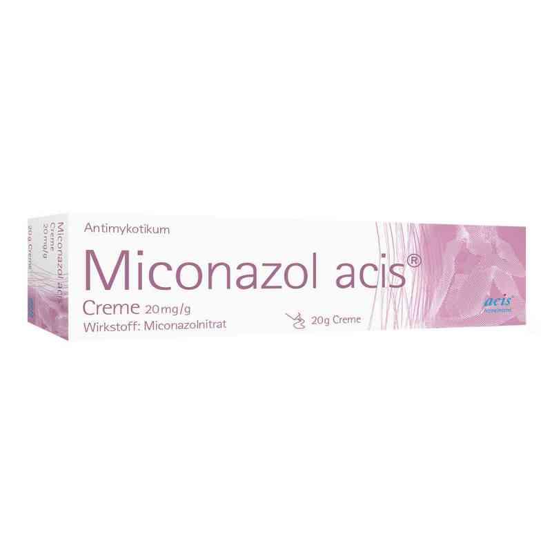 Miconazol acis Creme  zamów na apo-discounter.pl